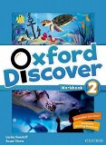 Oxford discover 2 workbook