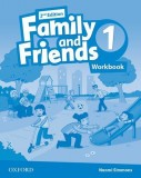 Family & friends 1workbook