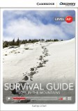 Survival guide: lost in the mountains