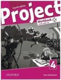 Project  4 fourth edition sp ćwiczenia + audio cd and online practice