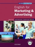 English for Marketing and Advertising Student's Book and Multi ROM