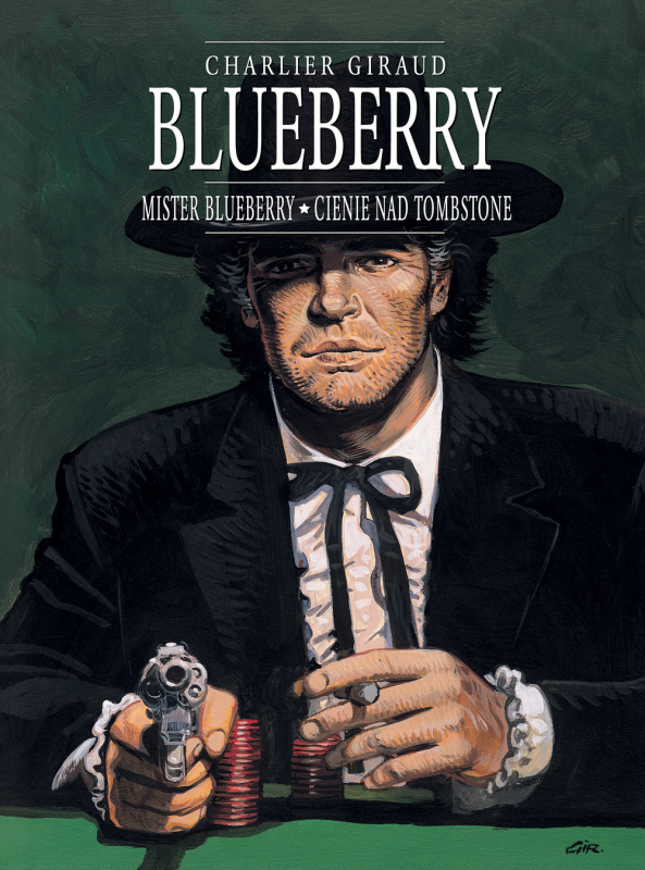 Mister blueberry cienie nad tombstone bluberry tom 7