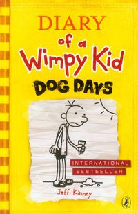 Diary of a Wimpy Kid Dog Days - dostawa od 3,49 PLN - Kinney Jeff