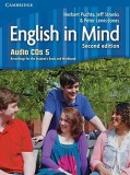 English in mind 5 audio cd