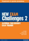 New exam challenges 2 materiał ćwiczeniowy exam trainer plus mp3 on-line