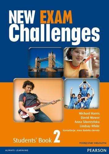 New exam challenges 2 students' book plus mp3 cd