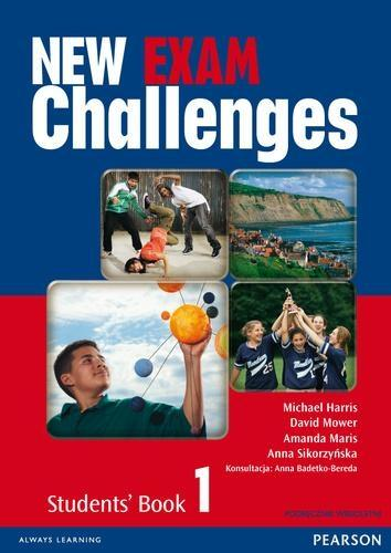 New exam challenges 1 students' book plus mp3 cd