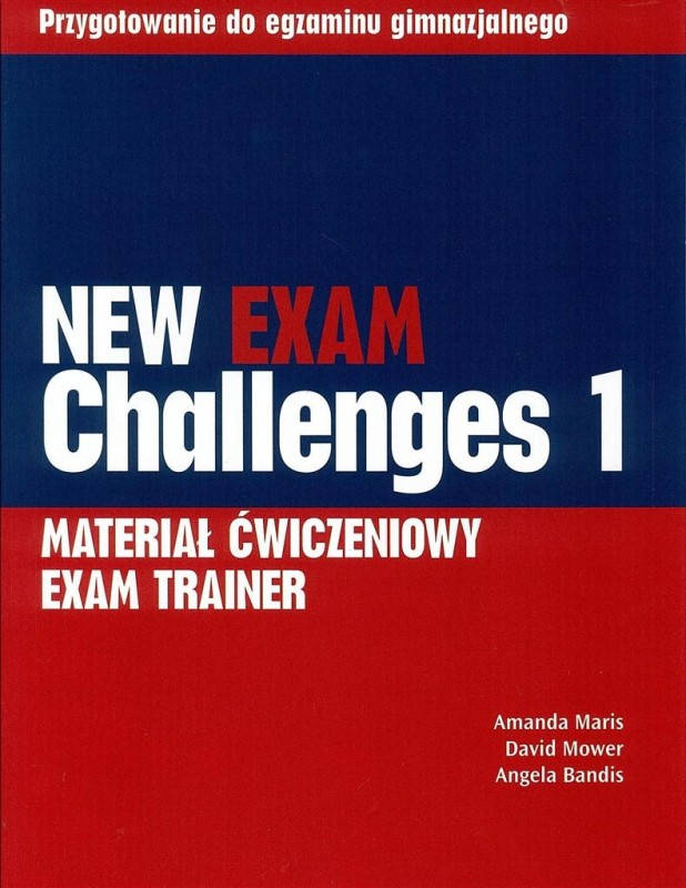 New exam challenges 1 materiał ćwiczeniowy exam trainer plus mp3 on-line