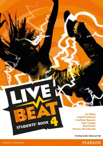 Live Beat 4 Student's Book + MP3 CD