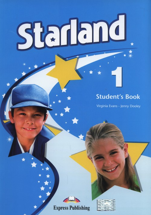 Starland 1 Student's Book + ieBook