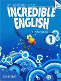 Incredible English 2E 1 Activity Book with Online Practice