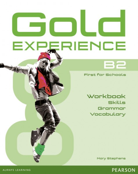 Gold Experience B2 Workbook Skills Grammar Vocabulary