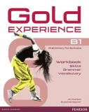 Gold Experience B1 Workbook Skills Grammar Vocabulary
