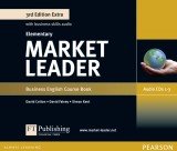 Market Leader 3rd Edition Extra Elementary Class CDs