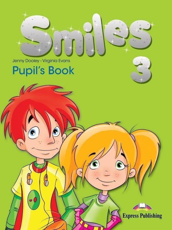 Smiles 3 Pupil's Book