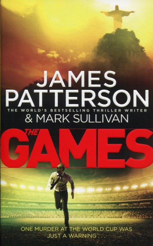 The Games - dostawa od 3,49 PLN - Patterson James