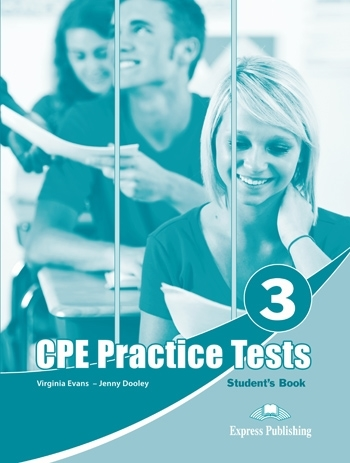 CPE Practice Tests 3 Student's Book - dostawa od 3,49 PLN - Evans Virginia, Dooley Jenny