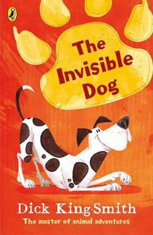 The Invisible Dog - dostawa od 3,49 PLN - King-Smith Dick