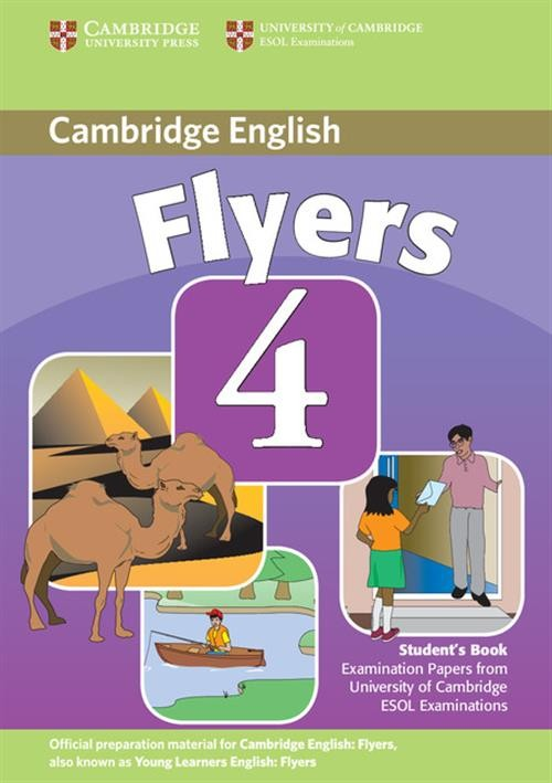 Cambridge English. Flyers 4. Student's Book
