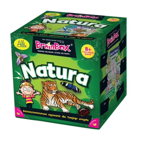 BrainBox Natura