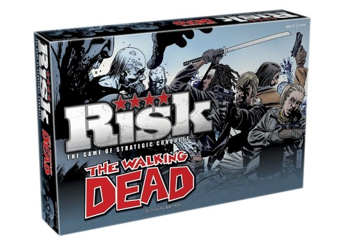 Risk: Walking Dead