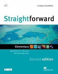 Straightforward 2nd edition Elementary Student's Book with eBook and Online Practice access - dostawa od 3,49 PLN - Kerr Philip, Clandfield Lindsay, Jones Ceri, Jim