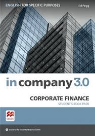 In Company 3.0 Corporate Finance Student's Book Pack