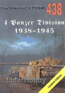 Tank Power vol. CLXXVIII 438. 4 Panzer Division 1938-1945
