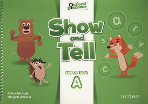 Show and Tell 2. Literacy book A