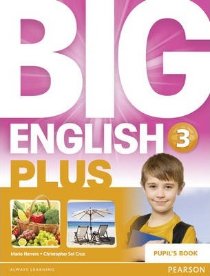 Big English Plus 3: Pupil's Book