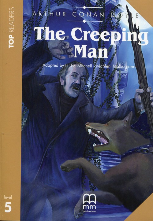 The Creeping Man Student's Book +CD
