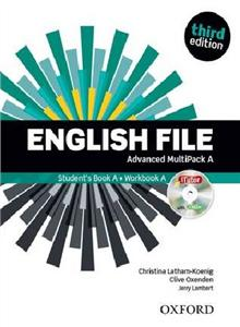English FileThird Edition Advanced: Multipack A Pack with iTutor & iChecker