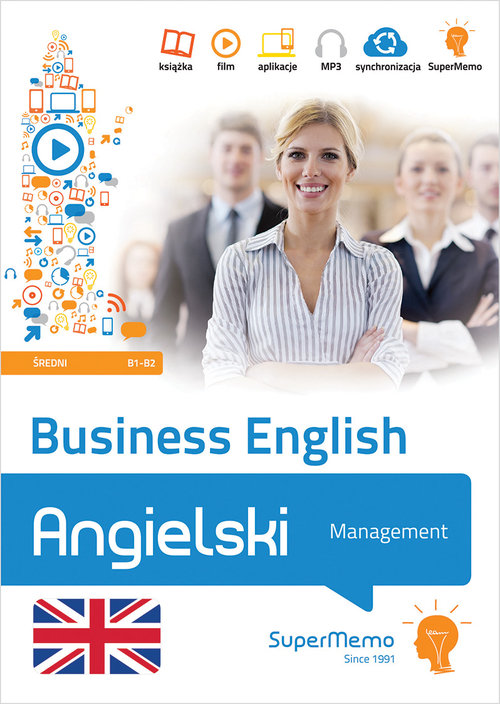 Business English - Management poziom średni B1-B2