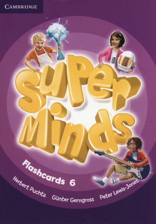 Super Minds Flashcards 6