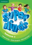Super Minds 2 Flashcards