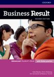 Business Result 2E Advanced Student's Book with online practice