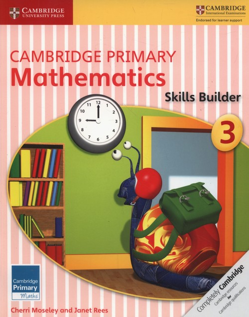 Cambridge Primary Mathematics Skills Builder 3