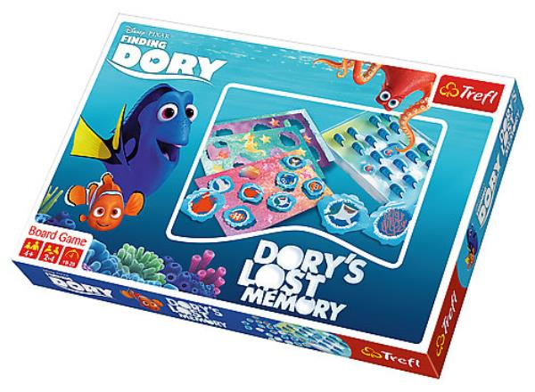 Dory's lost memory