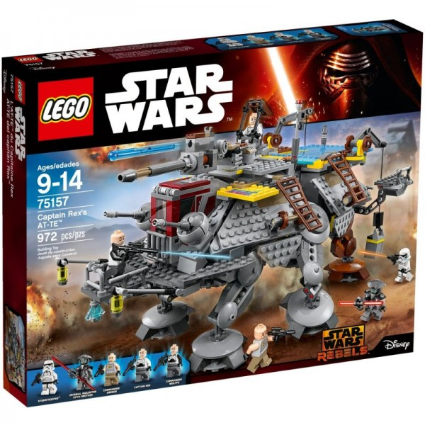 LEGO® Star Wars™ AT-TE kapitana Rexa