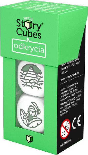 Story Cubes: Odkrycia