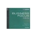Business focus pre-intermediate class cd