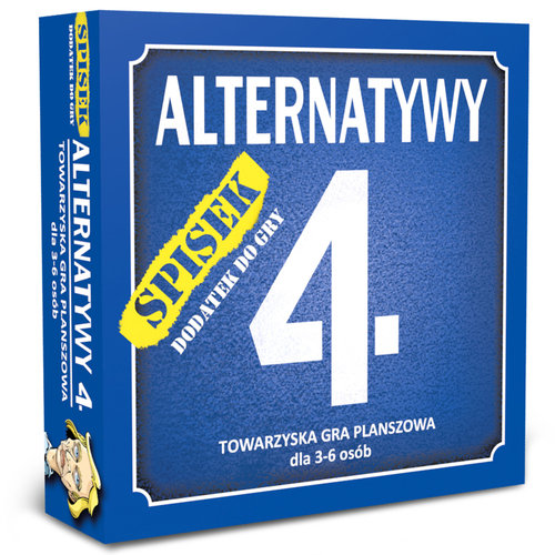Alternatywy 4 - Spisek