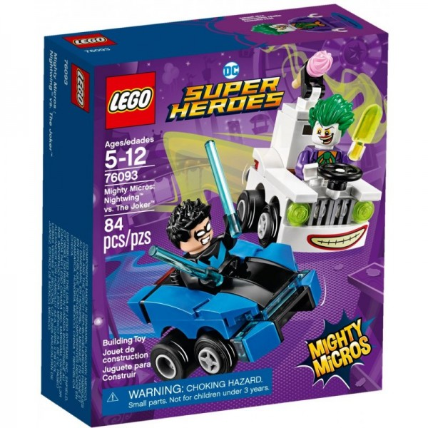 LEGO® DC Comics Super Heroes Nightwing™ vs. The Joker™