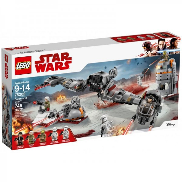 LEGO® Star Wars™ Obrona Crait