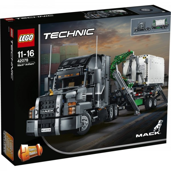 LEGO® Technic MACK® Anthem 2w1