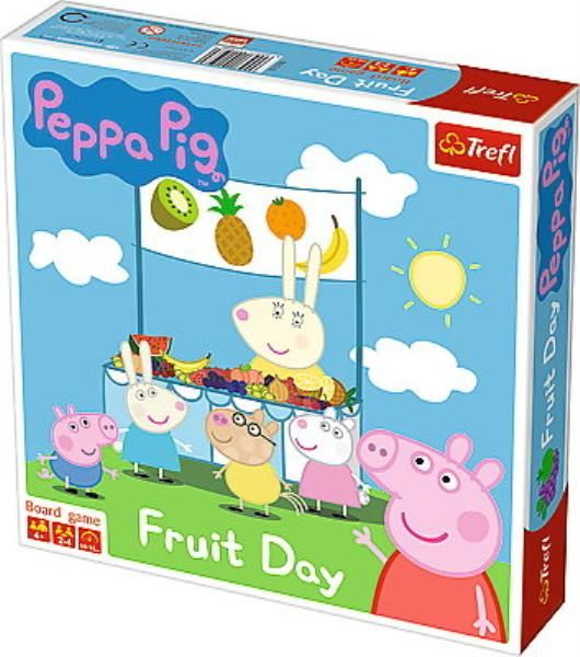 Świnka Peppa Fruit Day