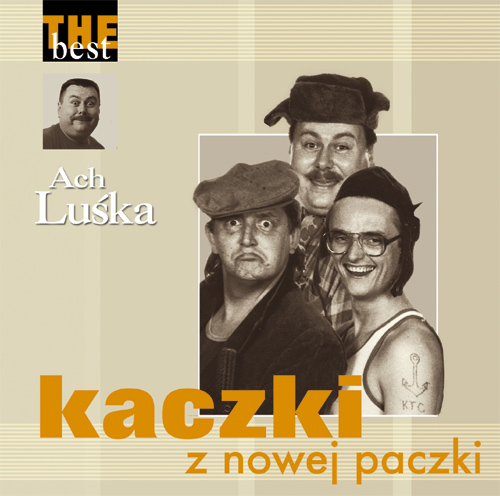 Ach Luśka - The Best
