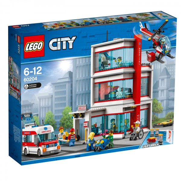 LEGO® City Szpital