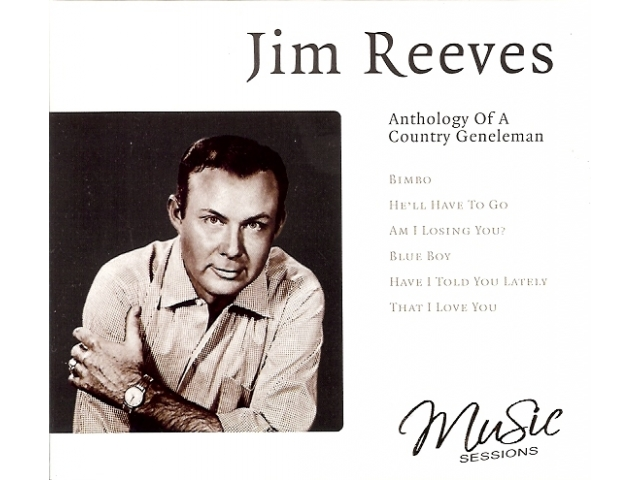 Jim Reeves [CD]
