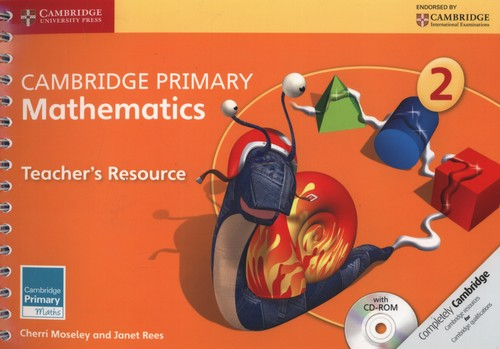 Cambridge Primary Mathematics Teacher's Resource 2 + CD